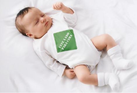 Posição para o bebê dormir